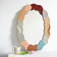 Mirror Frames. A Design, Crafts, Interior Design, Interior Decoration, and Woodworking project by Chelsea Vivash - 07.20.2021