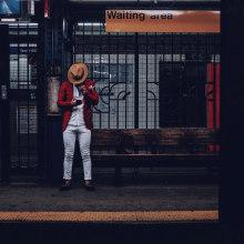 Portrait y street photography . Un proyecto de Fotografía de Dan Carlo Monarrez - 01.06.2019