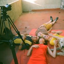 Buenos Vampiros - Momentos. Un proyecto de Vídeo, Edición de vídeo, Realización audiovisual, Creación y edición para YouTube de Luca Kordich - 23.07.2021