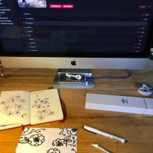Mi Proyecto del curso: Creación y comercialización de patterns vectoriales. Un progetto di Illustrazione, Design Pattern, Fashion Design , e Stampa di Varón Dandy - 24.07.2021