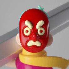 Huawei Matepad11. A Illustration, 3-D, Design von Figuren, 3-D-Modellierung, Design von 3-D-Figuren und 3-D-Design project by Enrique Escalona - 28.07.2021