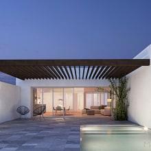 Casablanca | make_hb. Un proyecto de Arquitectura, Arquitectura interior, Arquitectura digital y Visualización arquitectónica de Federico Hernández Barrón - 25.07.2021