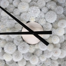 Dandelion Clock . A Design, H, werk und Concept Art project by Olga Prinku - 07.08.2021