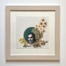 Ancestras. Un proyecto de Artesanía, Bellas Artes, Collage, DIY, Diseño floral y vegetal de Ana Rodríguez Serpa - 13.08.2021