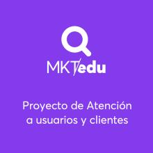 Proceso de Atención MKTedu. Um projeto de Publicidade, Br, ing e Identidade, Consultoria criativa, Educação e Marketing de Aarón Rosette Moreno - 20.06.2021