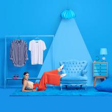 Inmobiliaria Proyección. Um projeto de Publicidade, Fotografia, Direção de arte e Design de cenários de Estudio Cielo - 24.08.2021