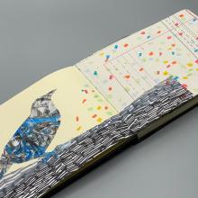 Mi Proyecto del curso: Cuadernos de dibujo: encuentra un lenguaje propio. A Bildende Künste, Kreativität, Bleistiftzeichnung, Zeichnung und Sketchbook project by Ainhoa Aramburu Urruzola - 26.08.2021