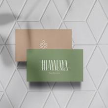 Himalaya. Soul Kitchen. A Br und ing und Identität project by Mang Sánchez - 05.09.2021