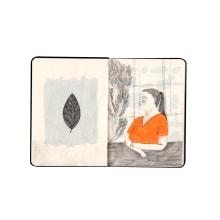Bitácora de viaje. A Design, Illustration, H und werk project by Fátima Ordinola - 09.09.2021