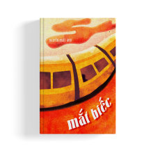 My project in Book Cover Design: Illustrate Stories with Evocative Images course. A Verlagsdesign, Grafikdesign und Buchbinderei project by Hạnh Nguyễn - 23.08.2021