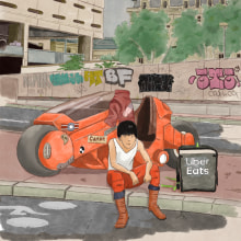 Mon projet du cours : Illustration avec Procreate : représentez des scènes incroyables. Un proyecto de Ilustración, Ilustración digital y Dibujo digital de Mathieu Destailleur - 12.09.2021