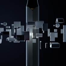Vuse ePod 2. A Werbung, 3-D und Animation project by JVG - 14.09.2021