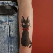 Meu projeto do curso: Tatuagem para principiantes. Un proyecto de Diseño de tatuajes de Giovana Escañuela - 14.09.2021