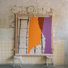 The Tapestry Collage. A Design, H, werk und Weben project by Kristína Šipulová - 15.09.2021