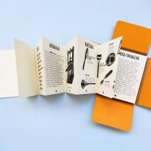 Gravazine - Mini manual de gravura em relevo. Un proyecto de Ilustración, Diseño editorial y Encuadernación de Helder Kawabata - 15.09.2021