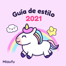 Magical Unicorn: marca de productos kawaii. A Illustration, Br, ing, Identit, Character Design, and Digital illustration project by Miaufu&Friends - 09.20.2021
