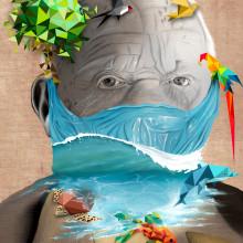 Mi Proyecto del curso: Procreate: técnicas de ilustración creativa. A Illustration, Digital illustration, and Digital Drawing project by ANA CECILIA GARCIA DEREIX - 09.19.2021