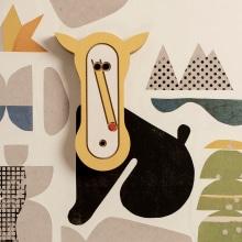 Animal de compañía. Um projeto de Ilustração e Design de Isidro Ferrer - 21.09.2021