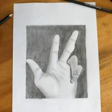 Desenho de Mão. Un proyecto de Ilustración de Alvaro Velozo - 12.10.2021