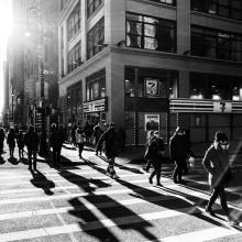 Luces y sombras de New York. Un proyecto de Fotografía, Fotografía en exteriores, Fotografía documental, Fotografía Lifest y le de Manuel Pellón - 19.10.2021