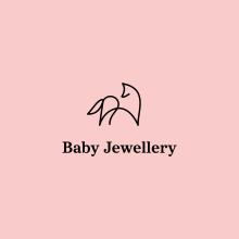 Rediseño de marca. Baby Jewellery. . Un proyecto de Br, ing e Identidad, Diseño gráfico y Creatividad de Patricia Vargas Lora - 20.10.2021