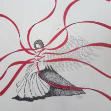 Nanquim e tinta (2013). Un proyecto de Ilustración de Sabrina Mieko Viana - 21.10.2021