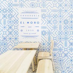 Cadena y Asociados invade la churrería 'El Moro'