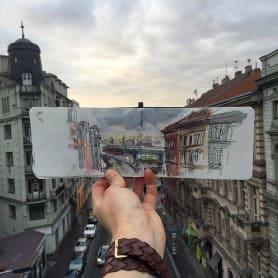 El mundo intervenido por el arte de Ieva Ozola
