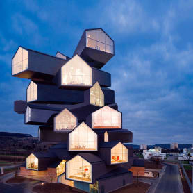 Arquitectura viviente