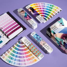 Los 112 nuevos colores de Pantone