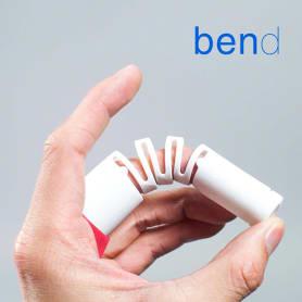 Bend: diseño que cura fracturas
