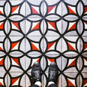 Como se hacen los mosaicos