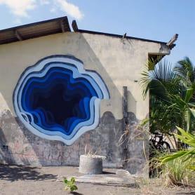 Portales urbanos y el artista detrás de ellos
