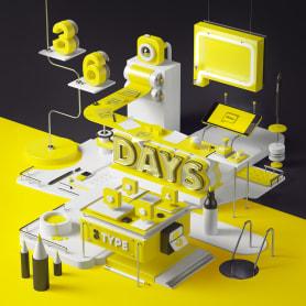 Participa en el reto #36DaysOfType tercera edición