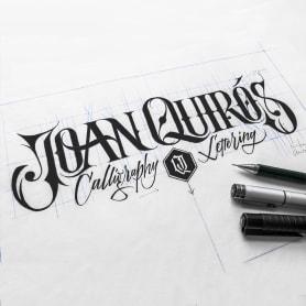 El privilegiado trazo de Joan Quirós