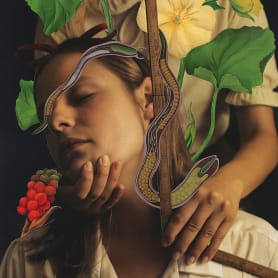 Los collages Magdalena Franczuk y Ashkan Honarvar