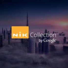 Descarga gratis los Plugins de fotografía Nik de Google