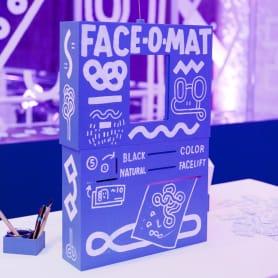 FACE-O-MAT: La máquina humana de retratos