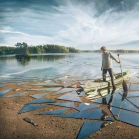 Erik Johansson, amo y maestro del Photoshop