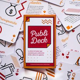 Publi Deck: 52 cartas para los amantes de la publicidad
