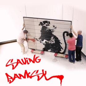 Saving Banksy, un documental acerca del robo de arte urbano