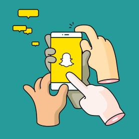 Guía de Snapchat para diseñadores