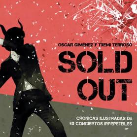"""Oscar Gimenez presenta su libro """"Sold Out"""""""