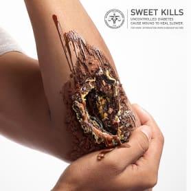 Sweet Kills: publicidad contra la diabetes