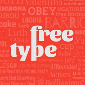 20 fuentes gratuitas de tipógrafos iberoamericanos