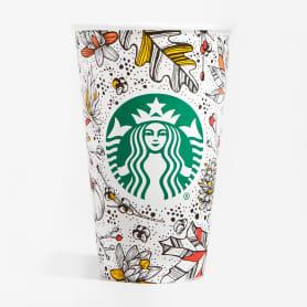 Diseñador de packaging en Starbucks de día, ilustrador de noche