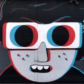 Muretz: arte urbano por un São Paolo más divertido