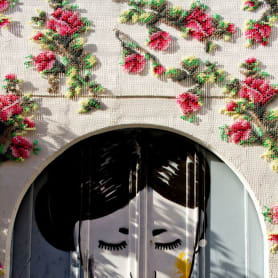 Arquicostura: bordando paredes