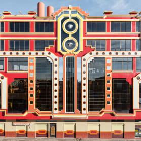 Freddy Mamani es el rey de la arquitectura andina