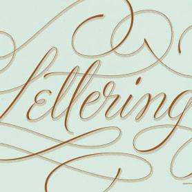 Lettering, caligrafia y tipografía, ¿conoces las diferencias?